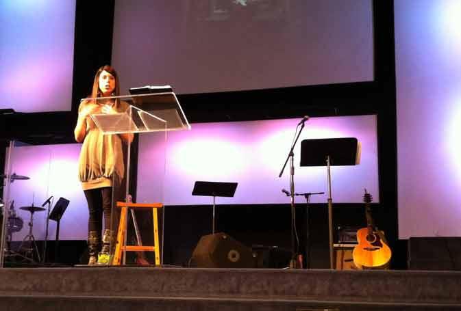 Pastor Lauren