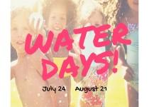 Water days!!!