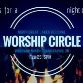 Worship Circle promo